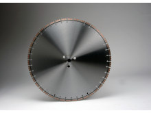 Nya klingor ger snabbare väggsågning - Produkt