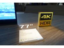 Sony BRAVIA OLED KD-77A1