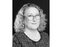 Helen Rennie-Smith, b/w