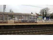 Knebworth station before