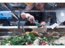 Food Court Pardiset Stockholm City