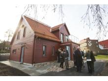 Villa Solgläntan hos SP