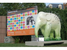 Elephant Parade is underway in Trier-Luxembourg