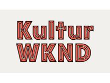 KulturWKND logotyp