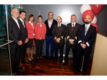 Air Arabia Maroc was welcomed to Arlanda