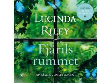 Framsidesbild ljudbok Fjärilsrummet av Lucinda Riley