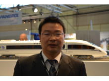 Yu Xing, Chief Engineer at Siyuan's International Business department.
