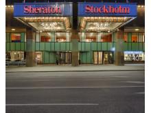 Sheraton Stockholm hotellentré