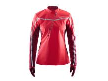 Weather jersey (women) i färgen crush/ruby