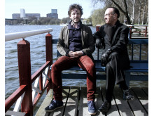 Sven-David Sandström skriver pianokonsert för Peter Friis Johansson
