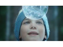Sony 4K - Bubble and boy