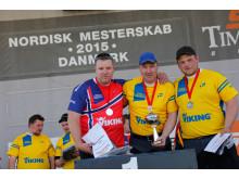 NM INDIVIDUELLT – Mycket svenskt på prispallen i Roskilde