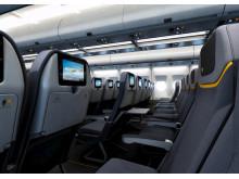 Thomas Cook Airlines har tre A330-300-fly, der i løbet af foråret og sensommeren vil få helt nyt interiør til ca. 22 mio. kr. pr. fly.