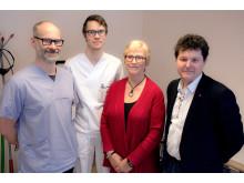 Backens hälsocentral är först i Västerbotten med klinisk undervisningsmottagning, KUM.