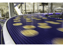 Hygiene and production efficiency goes hand in hand with FlexLink's new conveyor generation.