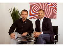 Andreas Koenigs und Fried-Gerd Boese setzen auf Farming mit dem WohnGold-Magazin