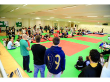 The Welsh Kids BJJ League November 2015