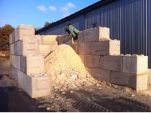 C3C Blocksystem™ För små och stora lagerlösningar