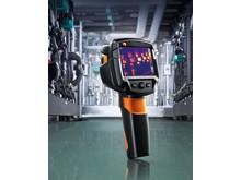 Värmekameran testo 869 – Underhållsbranschen