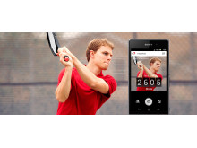 Smart Tennis Sensor_App von Sony_08