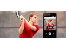 Smart Tennis Sensor_App von Sony_08