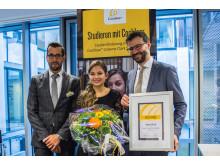 Johanna Rentel erhält Cochlear Graeme Clark Stipendium 2018_Cochlear Deutschland
