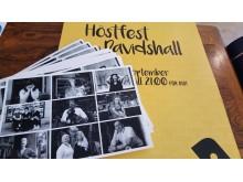 Höstfest på Davidshall 24/9 i Malmö