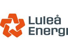 Luleå Energi logga