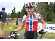 Martine Opsahl NC 9 Lillehammer