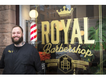 Royal Barbershop säljer Beer Beauty