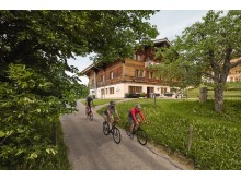 Bikehotel Le Petit Relais in Saanenmöser im Berner Oberland