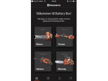 Husqvarna Battery Box App-1