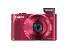 PowerShot SX620 HS RED FRT Flash UP