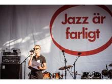 Jazz är Farligt – endagsfestival i samarbete med Elena Wolay