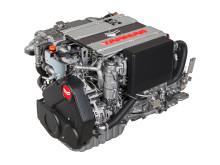 Hi-res image - YANMAR - YANMAR has launched the full 4LV series range of common rail marine diesel engines