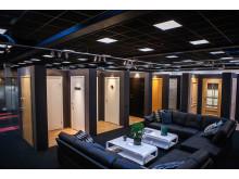 Ekstrands nya utställning - innerdörrar
