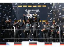 Simon Larsson Super Trofeo Nurburgring 2018