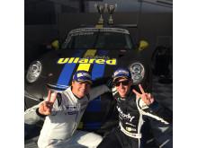 Ola Nilsson/Thomas Karlsson. Swedish GT 2015. Ring Knutstorp 1