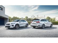 Nye Kia XCeed Plug-in Hybrid og Ceed stasjonsvogn Plug-in Hybrid