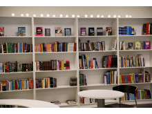Bibliotek på Erlaskolan Södra