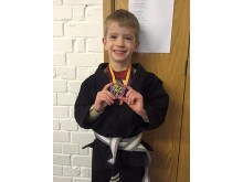 Finale of the Southern England Kids BJJ League of 2015