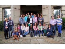 Bury Council participates in Jeans for Genes Day 2012