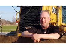 Janne Hirsikangas, vinnare i Cat Operator Challenge