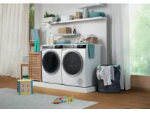 Gorenje WaveActive vaskemaskine og tørretumbler