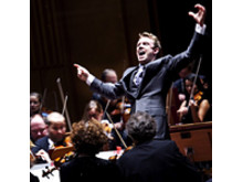 Daniel Harding, Director for The Swedish Radio Symphony Orchestra