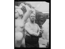 Gustav  Vigeland (utendørs) / Vigelandjubileet (hovedpersonen)