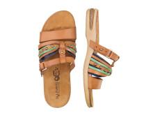 Ayurveda slipin sandal multi