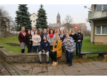 Absolventinnen und Absolventen UK-Weiterbildung 2019