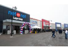 Premiäröppning NetOnNet Stenhagen, Uppsala