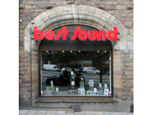 Diodskylt Best sound